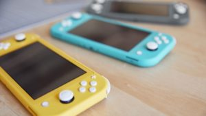 Nintendo switch lite avis et retours